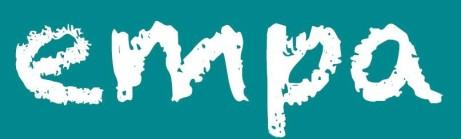 EMPA Schriftzug